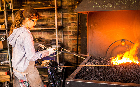 The Forge - extra-curricular activities for students