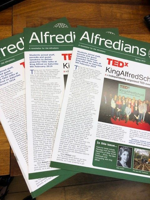 Alfredians mag pictures