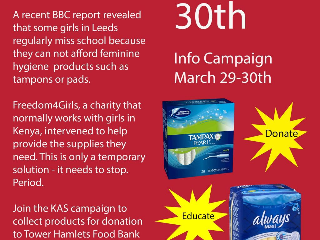 Support The Kas Freedom4girls Campaign King Alfreds School