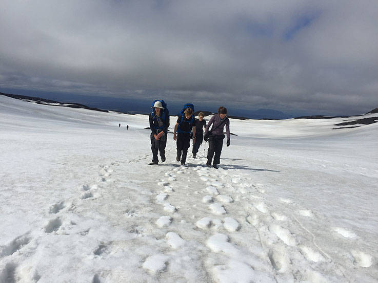 School Trip to Iceland