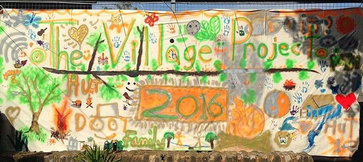 The 2016 Village Project Murale