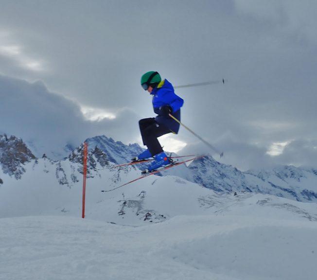 Snowpark action
