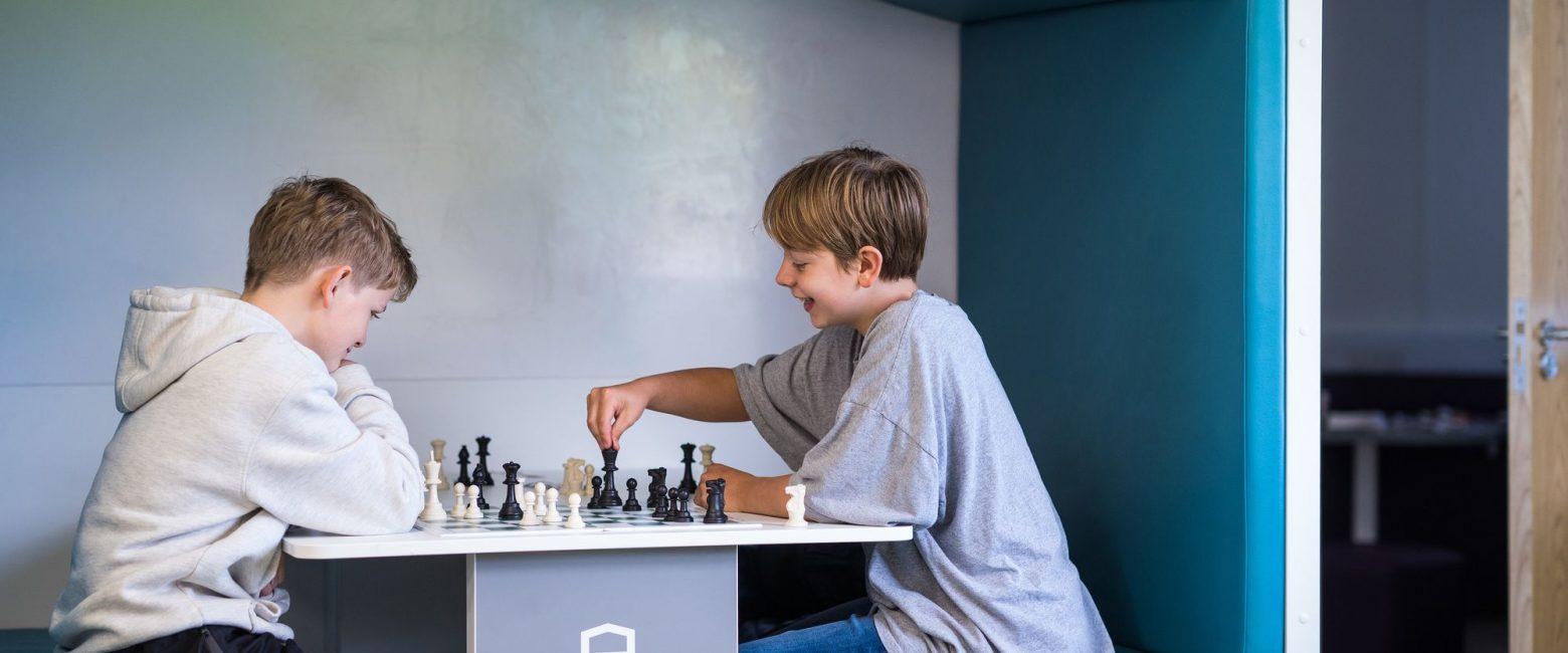 Upper School Choice - chess